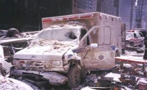 A lost ambulance